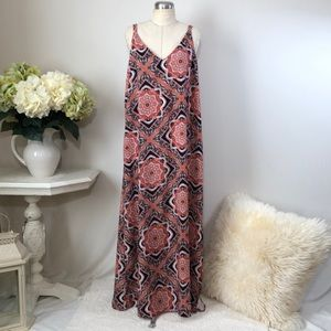 Forever 21 Full Length Maxi Dress